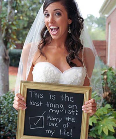 Montreal wedding day checklist