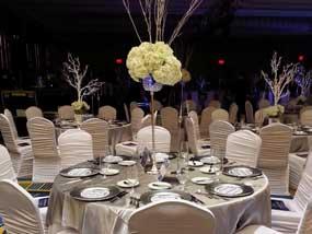 centre de table location mariage montreal