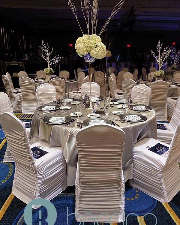 Gala corporatif à l'Hôtel Marriott