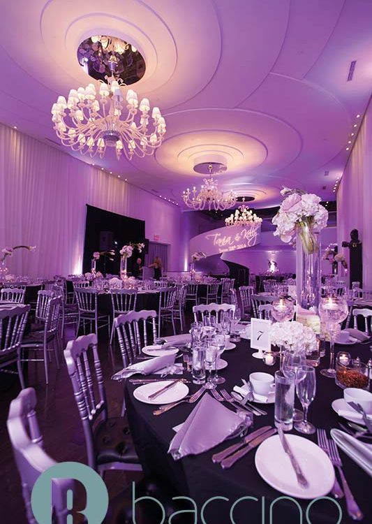 Montreal wedding event dj decor rentals planner for Hotel wedding decor