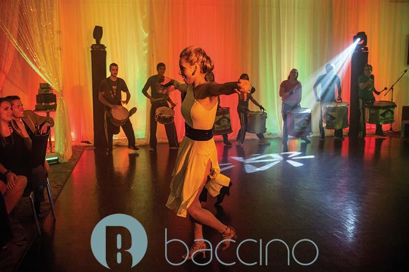 Danseurs professionnel de danse sociale au Sheraton Dorval