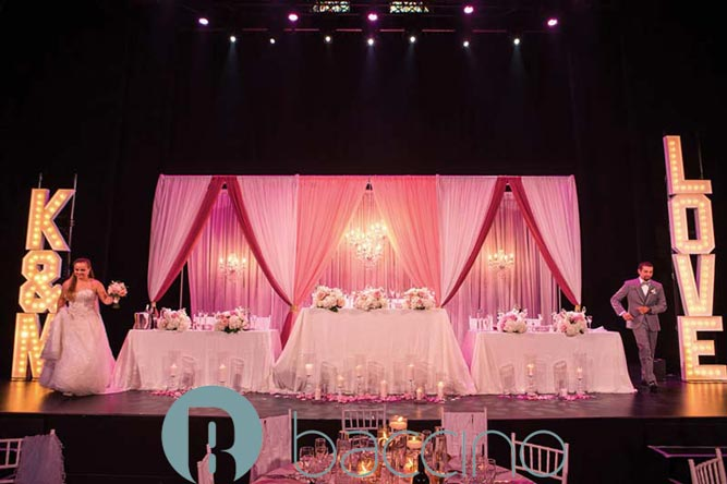 Paradoxe Theater wedding