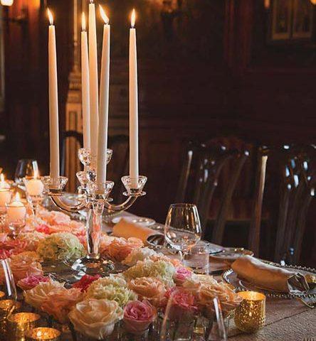 Le Mount Stephen Romantic celebration