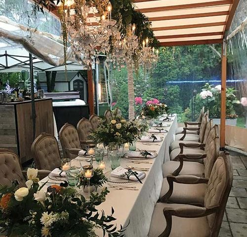 Private event Planning and day-of coordination