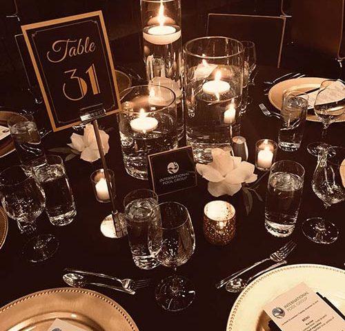 Fairmont Queen Elizabeth hotel Great Gatsby Decor