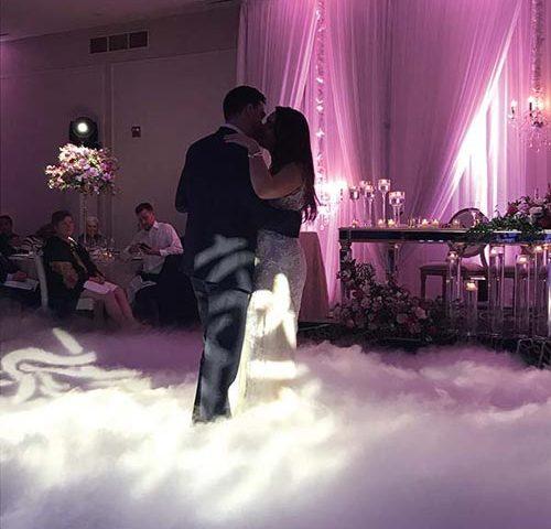Dancing on cloud 9