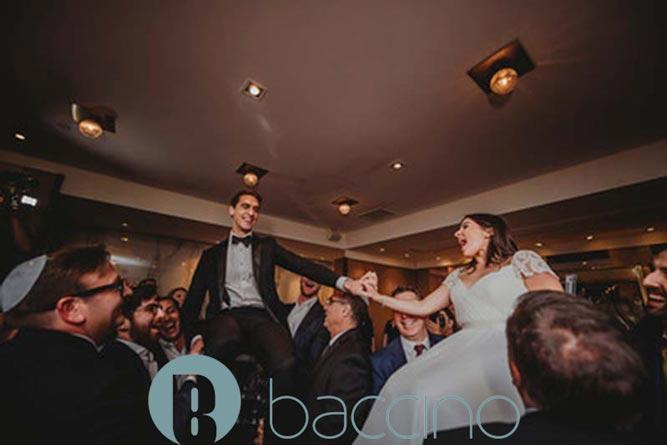 Jewish Wedding horah dance