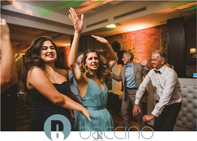 Hotel Nelligan dancing guests