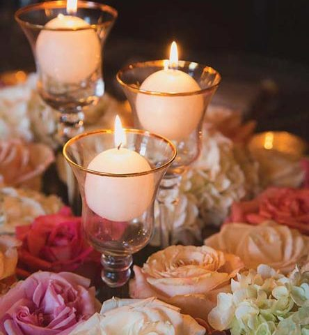 Lavish rentals and florals
