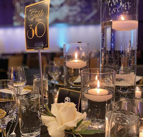 Great Gatsby - Corporate themed event