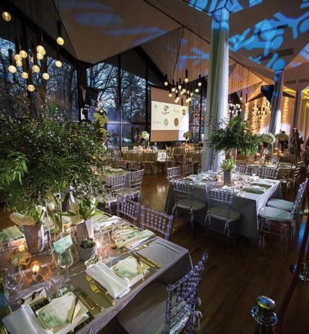 Montreal Venue - wedding decor