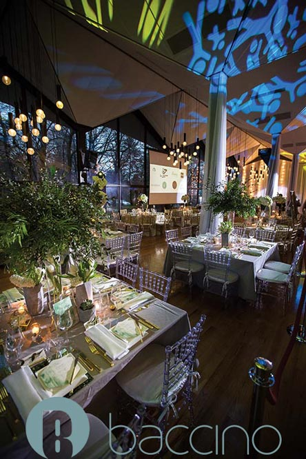Montreal Venue - wedding decor