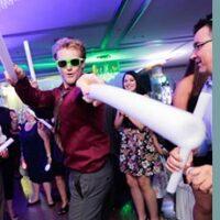 Wedding DJ Dancefloor Fun